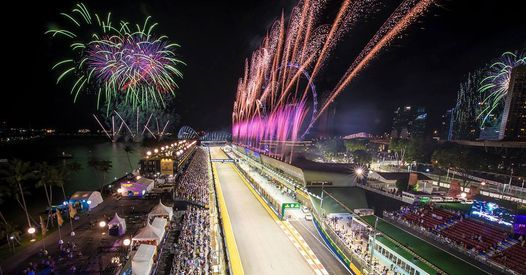 FORMULA 1 SINGAPORE AIRLINES SINGAPORE GRAND PRIX 2021, 1 October   Event in Singapore   AllEvents.in