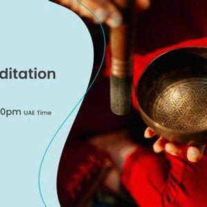 Onsite Meditation Sound Healing Meditation With Prem Amit