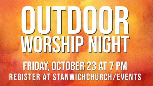 Outdoor Worship Night | Event in Greenwich | AllEvents.in