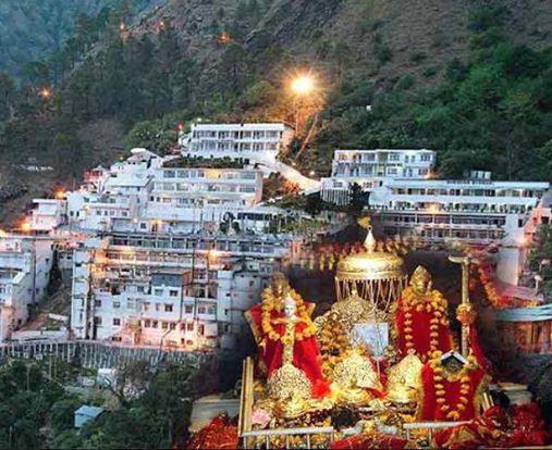 Vaishno Devi  Srinagar Tour (6 Aug 2020)