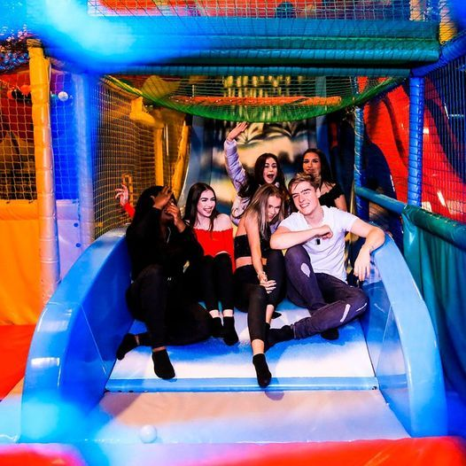 Adult Soft Play Bottomless Brunch!   Event in Enfield   AllEvents.in