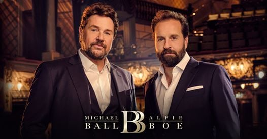 Michael Ball & Alfie Boe at The O2 arena