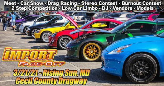 Import Face-Off in Rising Sun, MD 3/21/21, 21 March | Event in Rising Sun | AllEvents.in