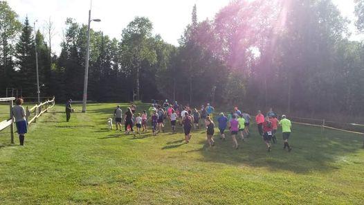 Optimistically Tentative - Tuesday Evening Fresh Air Trail Run