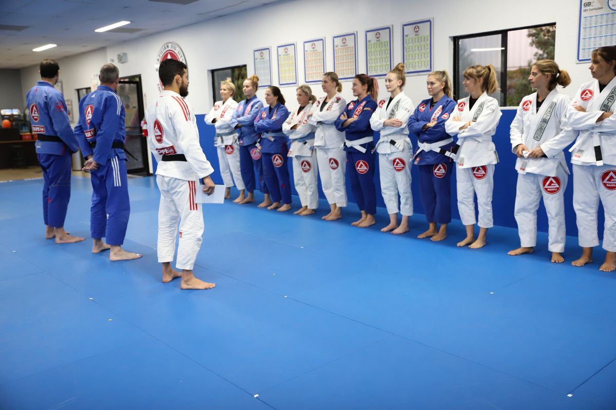 FREE Self DefenseJiu Jitsu Class