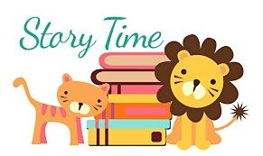Virtual Story Time for Pre-Schoolers | Online Event | AllEvents.in