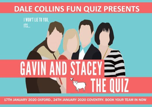 1 night ALL Gavin and Stacey
