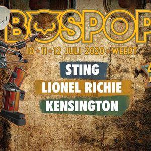 Bospop zondag - Busreis