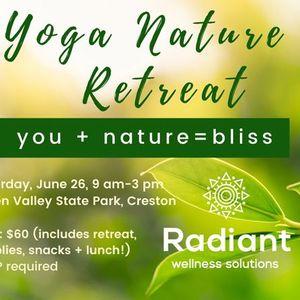 Yoga Nature Retreat