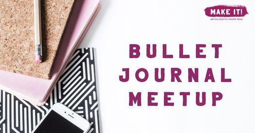 Bullet Journal October Meetup, 31 October | Event in Phnom Penh | AllEvents.in