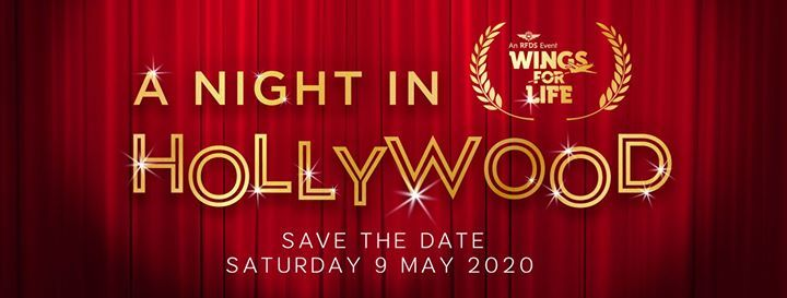 Wings for Life Ball - A Night in Hollywood