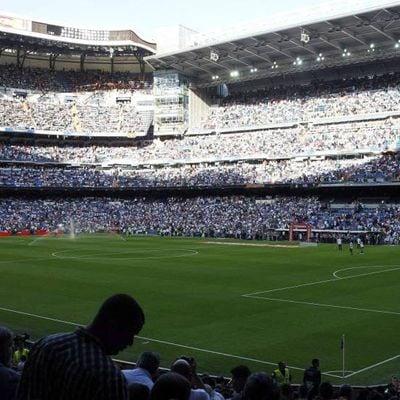 Real Madrid CF v CD Legans - VIP Hospitality Tickets