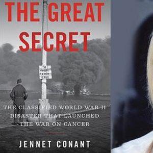 P&ampP Live Jennet Conant  The Great Secret with Michael Nevins