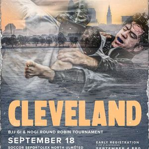 Grappling Industries Cleveland