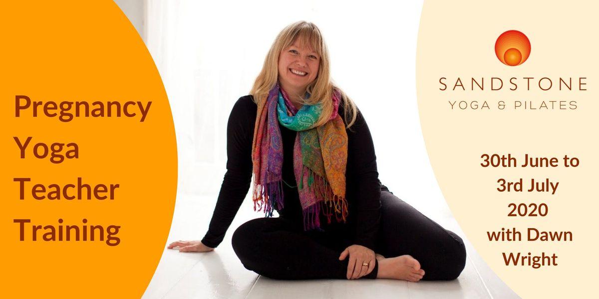Pregnancy Yoga Teacher Training