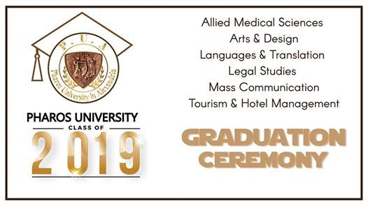 PUA Graduation Ceremony