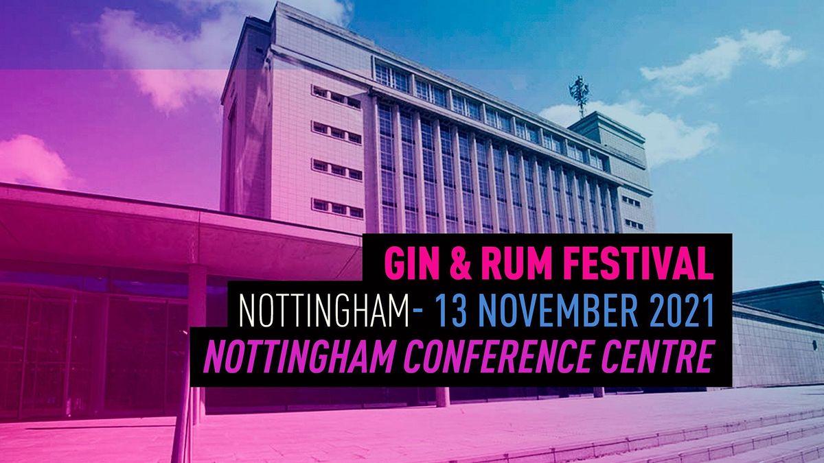 The Gin & Rum Festival - Nottingham - 2020