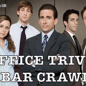 The Office Trivia Bar Crawl - Memphis