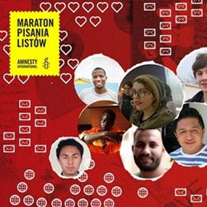 "Maraton pisania listw &quotAmnesty International"" - IFMSA-Poland"
