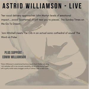 Astrid Williamson Live