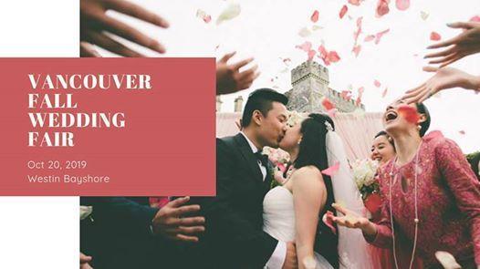 Vancouver Fall Wedding Fair