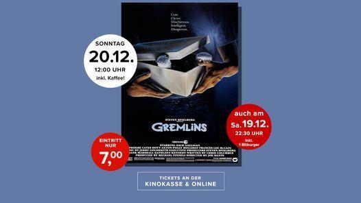 Kultkino: Gremlins, 19 December | Event in Lippstadt | AllEvents.in