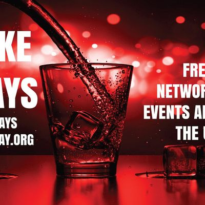 I DO LIKE MONDAYS Free networking event in Kingsbury