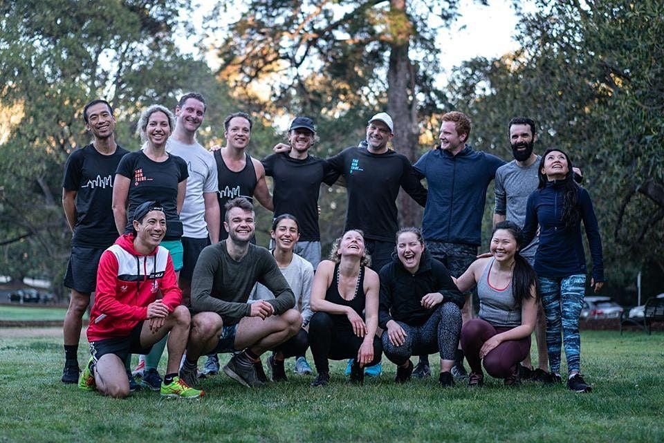 Run Crew Melbourne x lululemon