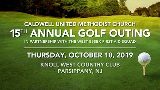 15th Annual Golf Outing at Knoll West Country Clu, Parsippany