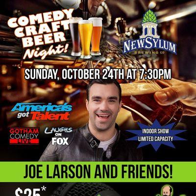 Comedy Night at NewSylum