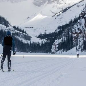 XC Ski Lesson - Stage 1 Level Terrain