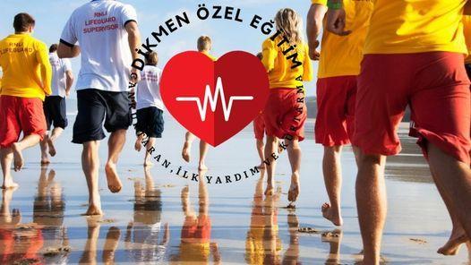 12 NİSAN  2021 CANKURTARAN KURSU -BRONZ -GÜMÜŞ/ İZMİR | Event in Aydin | AllEvents.in