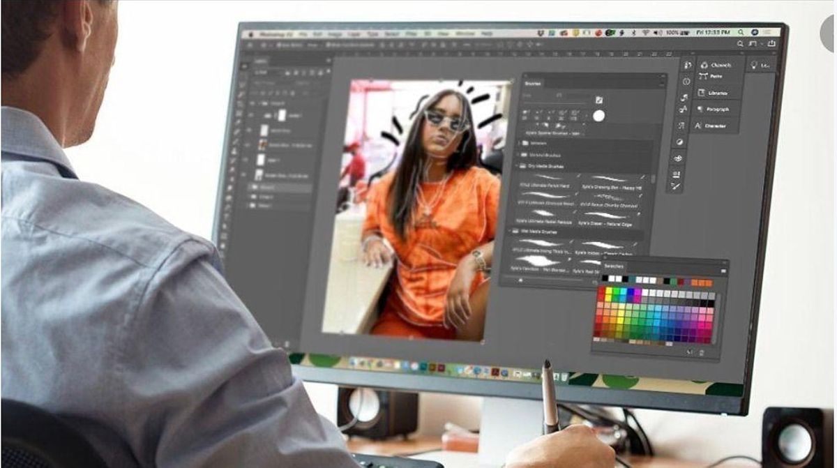 Fundamentals of Digital Drawing in Photoshop Free Workshop | Event in New York | AllEvents.in