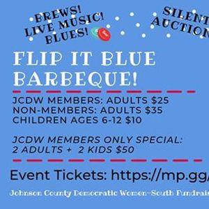 Flip It Blue Fundraiser