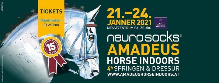 2021 Amadeus Horse Indoors, 21 January   Event in Salzburg   AllEvents.in