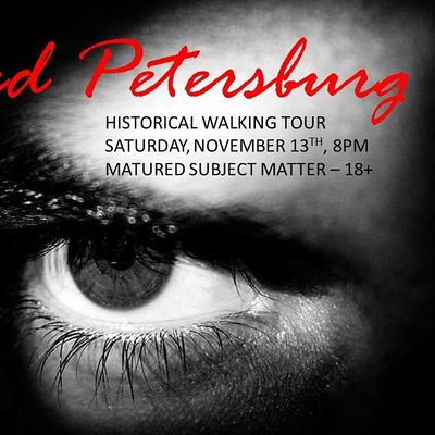 Twisted Petersburg Walking Tour