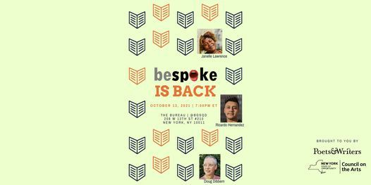 Bespoke Is Back   Event in York   AllEvents.in