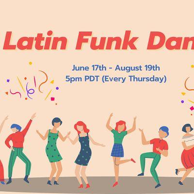Summer 2021 - GSS Latin Funk