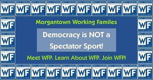 Meet Morgantown Working Families at Hill & Hollow, Morgantown