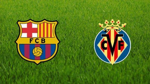 FC Barcelona - Villarreal CF mrkzs