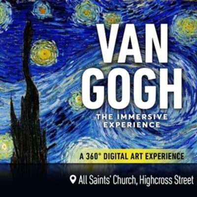 Van Gogh The Immersive Experience (leicester)