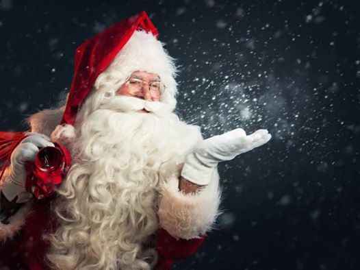 Santa is coming to Baby Boot Camp
