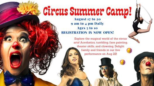 Circus Fun Summer Camp