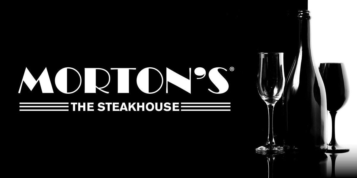 A Taste of Two Legends - Mortons San Diego