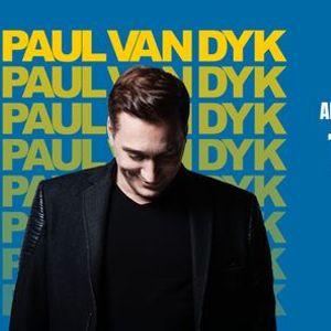 PAUL VAN DYK - Trdgrn - Lrdag 16 Oktober