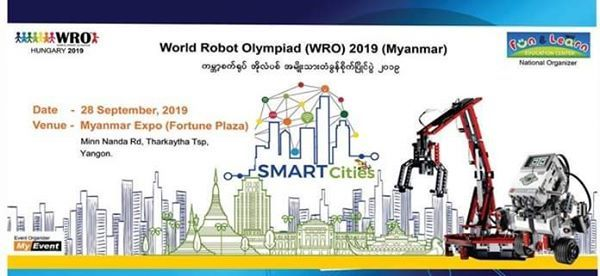 World Robot Olympiad National Event 2019 at Fortune Plaza