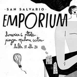 San Salvario Emporium  6 ottobre