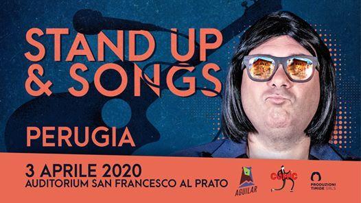 Ruggero de I Timidi - Perugia - Stand Up & Songs