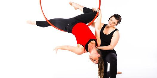 Aerial Hoop Beginners Instructor Training Intensive, 24 April   Event in Stockport   AllEvents.in