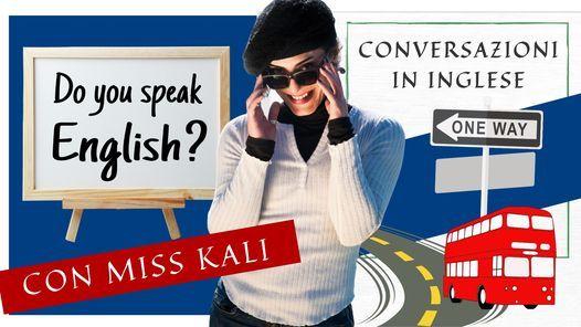 PerCorso di Conversazioni in Inglese con Kali, 25 January | Event in Florence | AllEvents.in